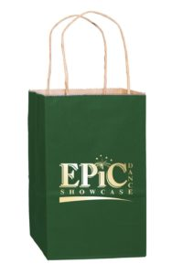 Matte Paper Shopping Bag